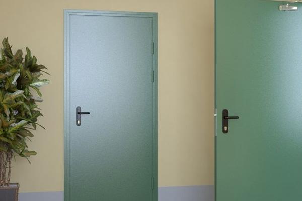 Скидка 20% на металлические двери