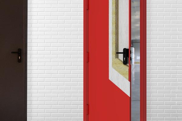 Технология изготовления противопожарных дверей